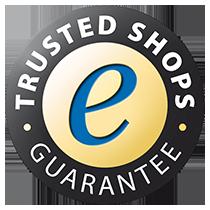 Das Trusted Shops Gütesiegel